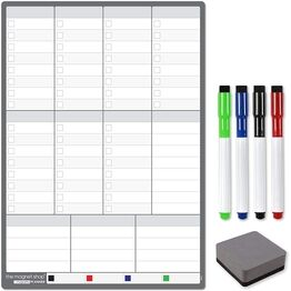 Magnetic Business Organiser /  Life Planner PORTRAIT
