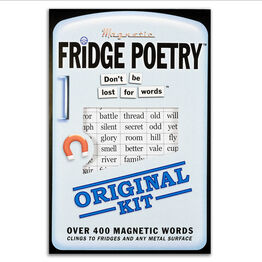 Magnetic Poetry For Your Fridge, Whiteboards, Home and Office - Original 1