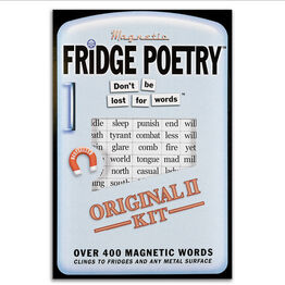 Magnetic Poetry For Your Fridge, Whiteboards, Home and Office - Original 2