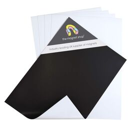 A4 Magnetic Photo Paper, Inkjet Compatible Magnets - Gloss