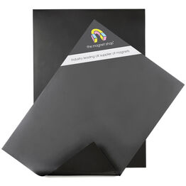0.5mm Thick Plain Magnetic Sheets for Crafts & Die Storage