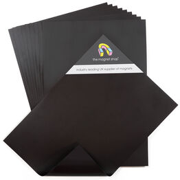 0.5mm Thick Rubber Steel Ferrous Sheets, Magnetically-Receptive