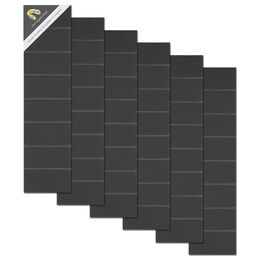 Self-Adhesive Magnetic Rectangle (12.5mm x 25mm)