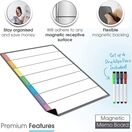 Magnetic Weekly Planner and Organiser - Portrait & Slim additional 33