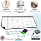 Magnetic Business Organiser / Life Planner COMPACT additional 3