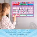 A3 Magnetic Reward and Star Chart for Children (VARIOUS COLOURS AVAILABLE) additional 19