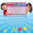 A3 Magnetic Reward and Star Chart for Children (VARIOUS COLOURS AVAILABLE) additional 18
