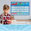 A3 Magnetic Reward and Star Chart for Children (VARIOUS COLOURS AVAILABLE) additional 26