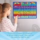 A3 Magnetic Reward and Star Chart for Children (VARIOUS COLOURS AVAILABLE) additional 7