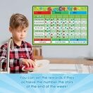 A3 Magnetic Reward and Star Chart for Children (VARIOUS COLOURS AVAILABLE) additional 55