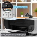 A4 Magnetic Photo Paper, Inkjet Compatible Magnets - Gloss additional 10