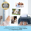 A4 Magnetic Photo Paper, Inkjet Compatible Magnets - Gloss additional 3